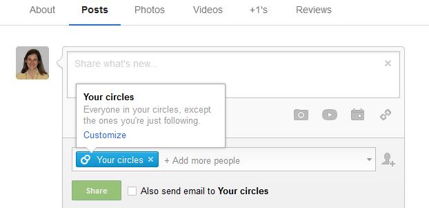 Google Plus 9