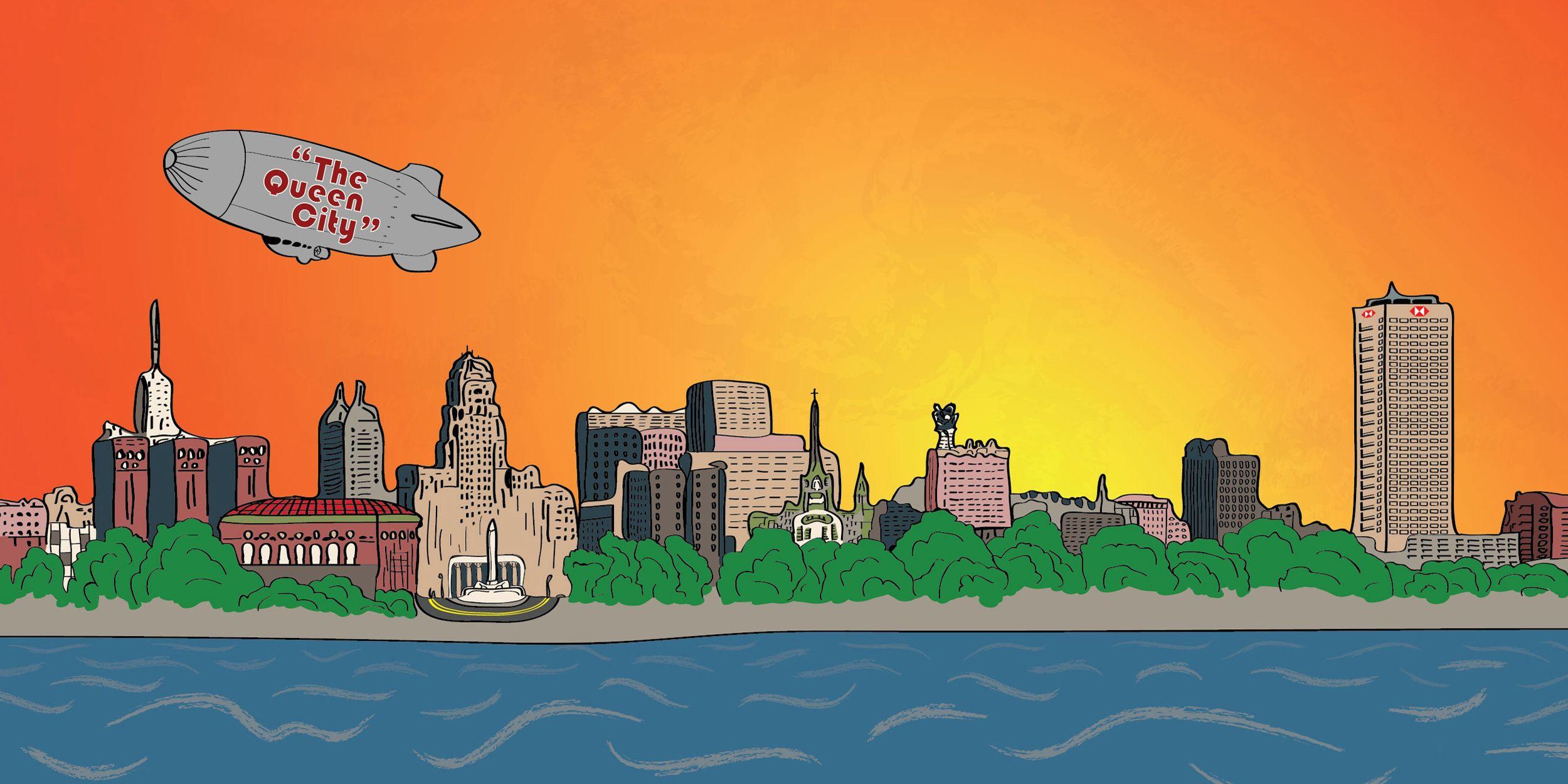 5 free twitter headers east coast city skylines mainstreethost
