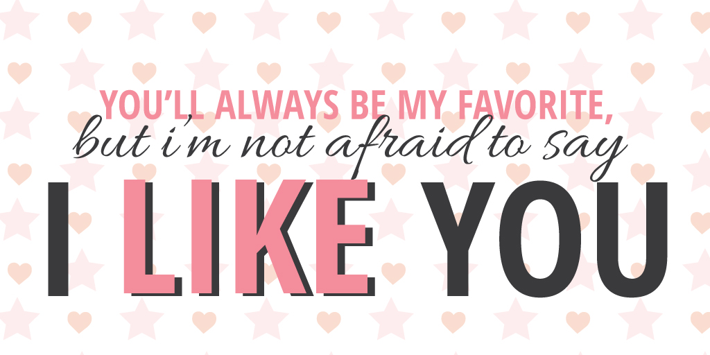 Valentine's Day Funny Marketing Card