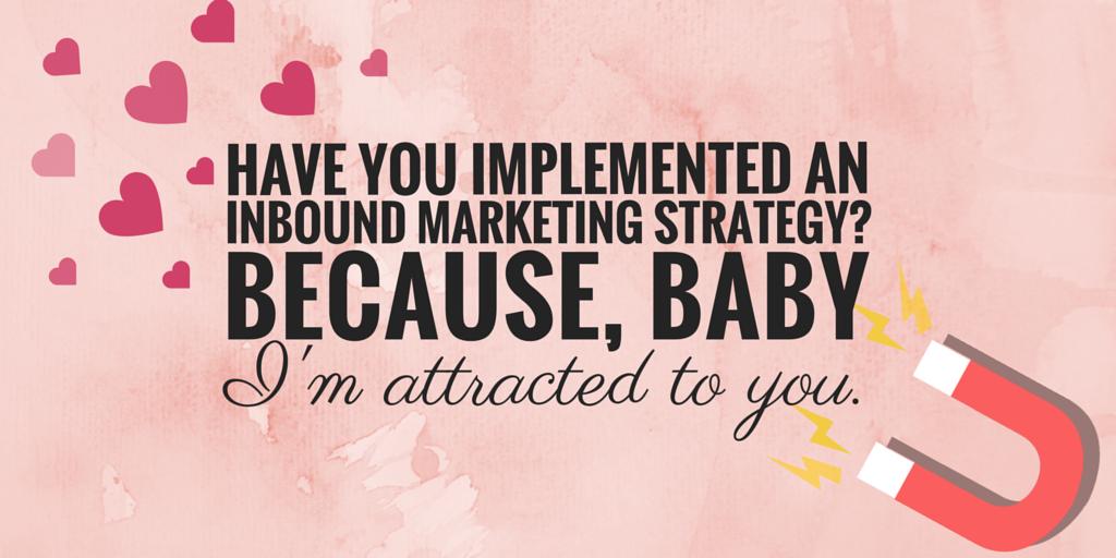 Valentine's Day Inbound Marketing Card