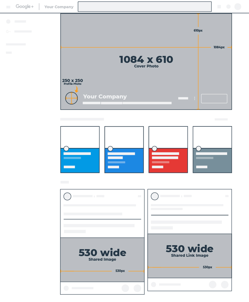 Info Post Site: 2018 Social Media Image Dimensions [Cheat Sheet]